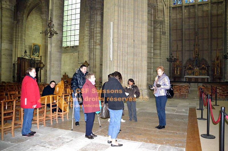 2011_Visite de la cathédrale 02