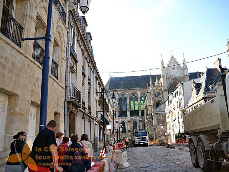 2011_visite du centre-ville de Soissons 05